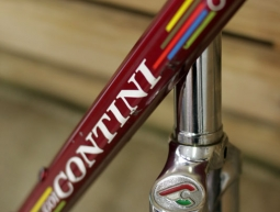 Contini Rekord secondhand road frame